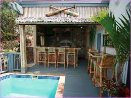 pool house tiki bar. Simple Bar Home Pool Tiki Bar Outdoor N Brint Co With House R