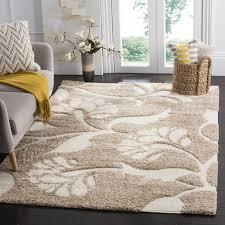 winsome design cream area rug 8x10 11