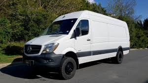 Tons of options including rear back up camera, heated seats, lane departure warning. Used 2015 Mercedes Benz Sprinter Cargo Van 4x4 3500 170 Ext 3 0l V6 Turbo Diesel 5 Spd Auto Rearview For Sale 46 995 Formula Imports Stock Fc10785