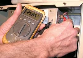 gas electric furnace troubleshooting simplified • arnold s above pic shows me testing a rollout switch