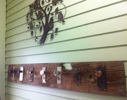 Coat Rack Board Best Deals On Woodworking Tools Diy coat rack Antique door knobs 20