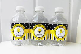 Decorating Water Bottles For Baby Shower Photo Owl Themed Baby Shower Image 90