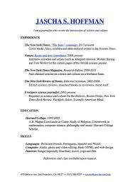 Resume Format Samples Sample Letters Letter Formats Docs Templates