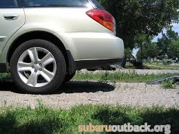 complete trailer hitch install aftermarket subaru outback report this image