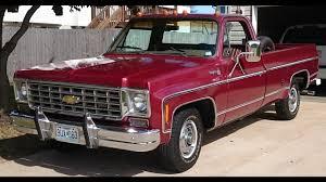 1976 Chevy Cheyenne, Thrush 25