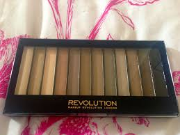 after featuring this in my post showing colours you can wear all year round i realised i never gave the makeup revolution iconic 2 4 a full review and