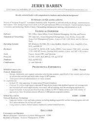 Management Resume Keywords Resume