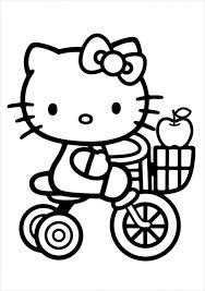 Just click to print out your copy of this hello kitty coloring page coloring page. Free 18 Hello Kitty Coloring Pages In Pdf Ai