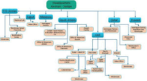 Ftc Organizational Chart Middle East Presence Pdf