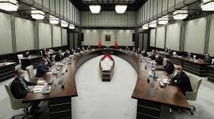 Kabine bugün Beştepe'de toplanacak - Son Dakika Haberleri