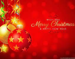 Happy Merry Christmas And Happy New ...