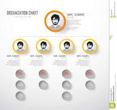 Personal Organizational Chart Organization Chart Stock Vector Illustration Of Personal