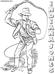 Small Picture Indiana Jones coloring pages Coloring pages to download and print
