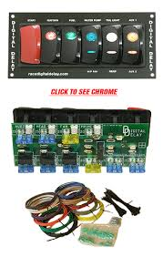 digital delay switch panels switch panel motogadget m-unit for sale at Digital Fuse Box