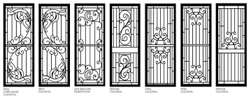 decorative security screen doors. For More Information On DECORATIVE ALUMINIUM SECURITY DOORS: Decorative Security Screen Doors O