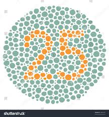 Take the color blind test to find out if you are color blind. Color Blind Test Cards Page 1 Line 17qq Com