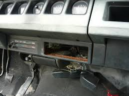 cb radio install in dash jeepforum com my cb radio in the factory dash location i don t have a stereo in my jeep but if i decide to add one later on i ll put it in the center console