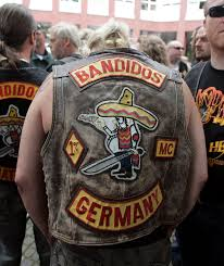 the fat mexican logo of the bandidos motorcycle club