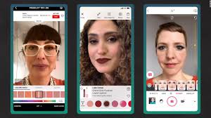 virtual makeovers are better than ever beauty panies are trying to cash in