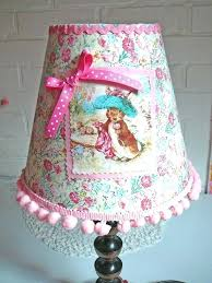 surprising potter lamp shade peter rabbit by picture inspirations