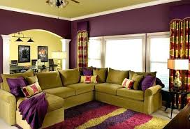 purple green living rooms simple small house designgreen and brown living room ideas u2016