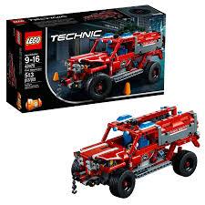 Lego Technic First Responder 42075 Babymarkt De