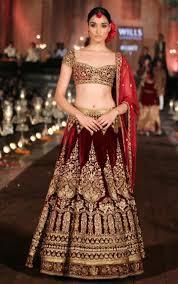 red velvet bollywood bridal profile