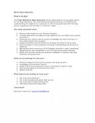 Bakery Clerk Job Description For Resume Fascinating Sales Sample Resume Cover Letter On Bakery Jobs 100
