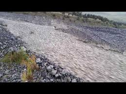 Videos Matching Rocks Flow Like River Down Mountain After