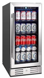 best glass door refrigerators with mini