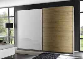 tambura curved sliding doors wardrobe white miele