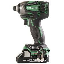 hitachi tool set. hitachi-triple-anvil-18v-impact-driver hitachi tool set a