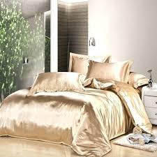 pink silk bedding light brown bedding solid color light brown silk bedding set duvet cover bed linen bed cover us queen light pink and brown bedding hot