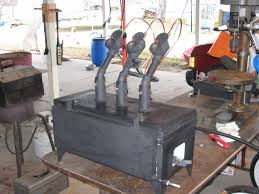 new homemade gas 3 burner forge member galleries i homemade propane forge burner plans