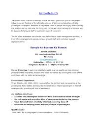 Cover Letter Template For Air Hostess Canadianlevitra Com