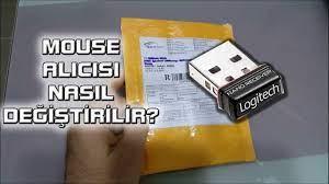 Bozuk Kablosuz Mouse USB Alıcı (Receiver) Dongle Nasıl Değiştirilir?