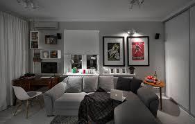 Elegant Design Bachelor Apartment Designs