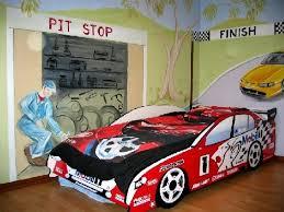 room ideas nascar wall murals bedroom boys