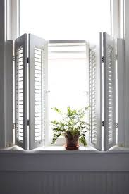 create privacy in a bath with fauxwood window shutters theyu0027re mold plantation shutters lowes c9