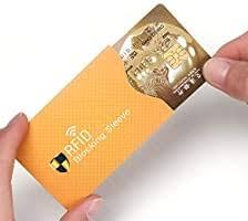 Yellow <b>Card</b> Holder 5pcs New <b>Anti Theft</b> for Credit <b>Card</b> Protector ...