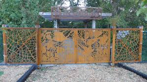 18 Best Images About A On PinterestGates For Backyard