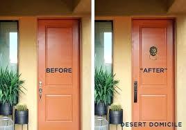 Modern Front Door Locks Inspiring Modern Entry Door Hardware With