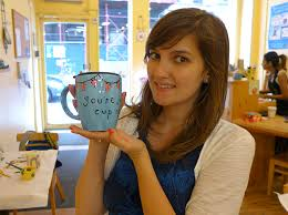 painted pottery in tribeca