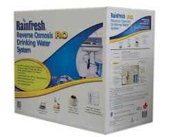 reverse osmosis system cost. Rainfresh Reverse Osmosis System. Share System Cost