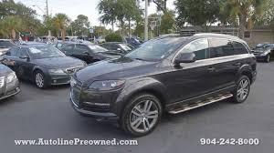 Autoline Preowned 2008 Audi Q7 3.6L Premium For Sale Used Walk ...