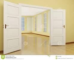 wide open doors. Beautiful Doors Download A Wide Open Door Entrance To The Living Room In Classic Style 3  Stock Inside Doors