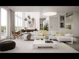 modern style furniture and decor