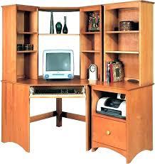 office corner desk with hutch. Office Desk Hutch With Small Corner . N