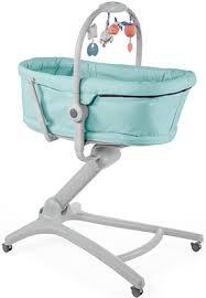 <b>Кроватка</b>-<b>стульчик Chicco Baby Hug</b> 4-в-1 (Aquarelle) купить в ...
