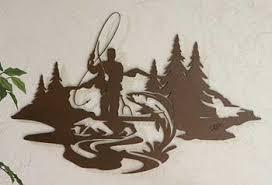 on rustic metal wall artwork with rustic metal wall art sculptures wild wings